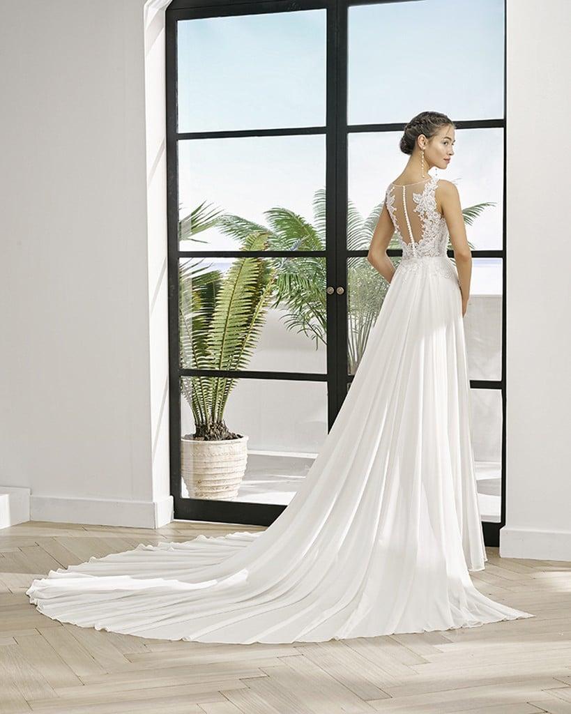 Robe de mariée Rosa Clara Modèle PAU - Showroom